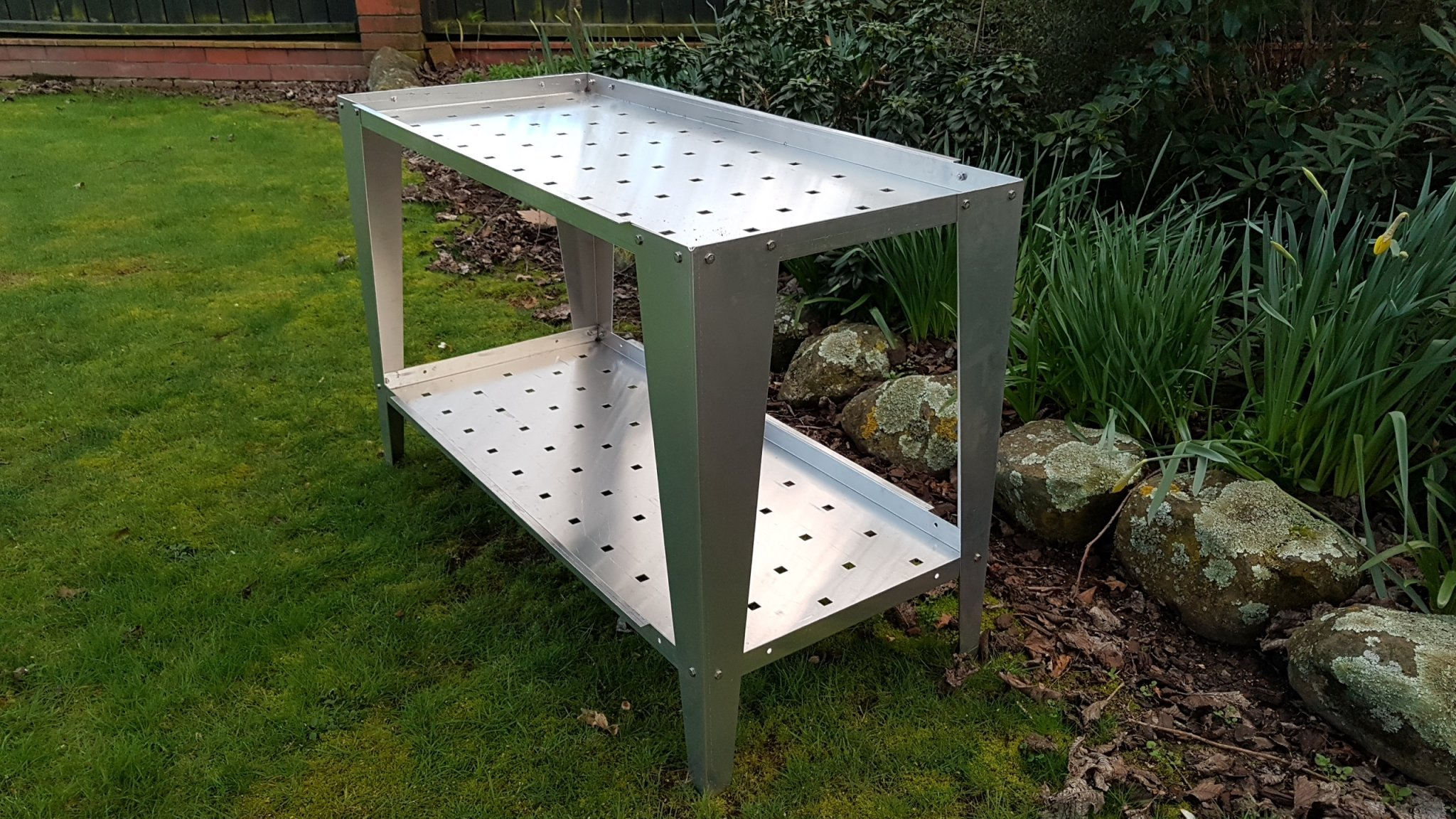accessories-plant bench 2 tier 500 x 1600mm