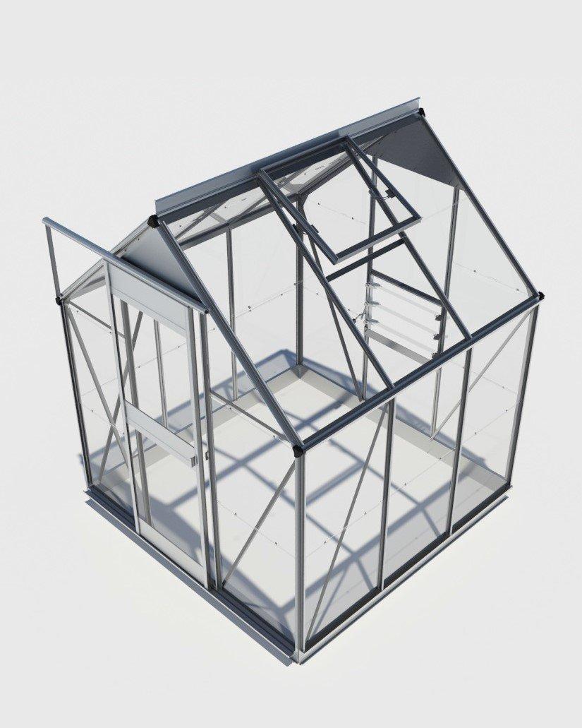 Eden GH66S Glasshouse