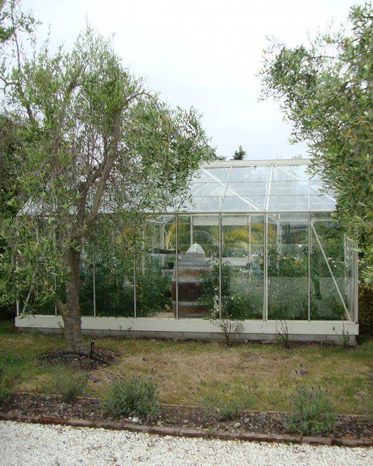 Eden GH816D Glasshouse