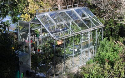 Eden 6 Series GH612S glasshouse