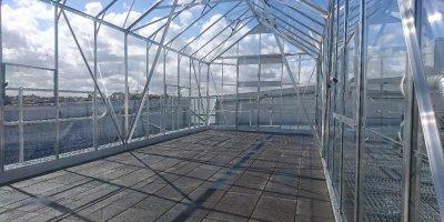Eden glasshouse Swinburne