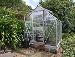 aluminium glasshouses